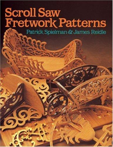 9780806969985: Scroll Saw Fretwork Patterns